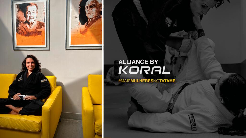 Kimono Feminino Alliance by Koral