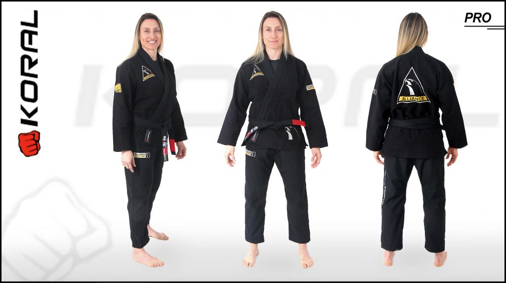 Kimono Koral Pro Adulto Unissex Andresa
