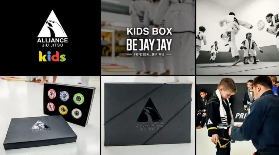Kids Box Be Jay Jay