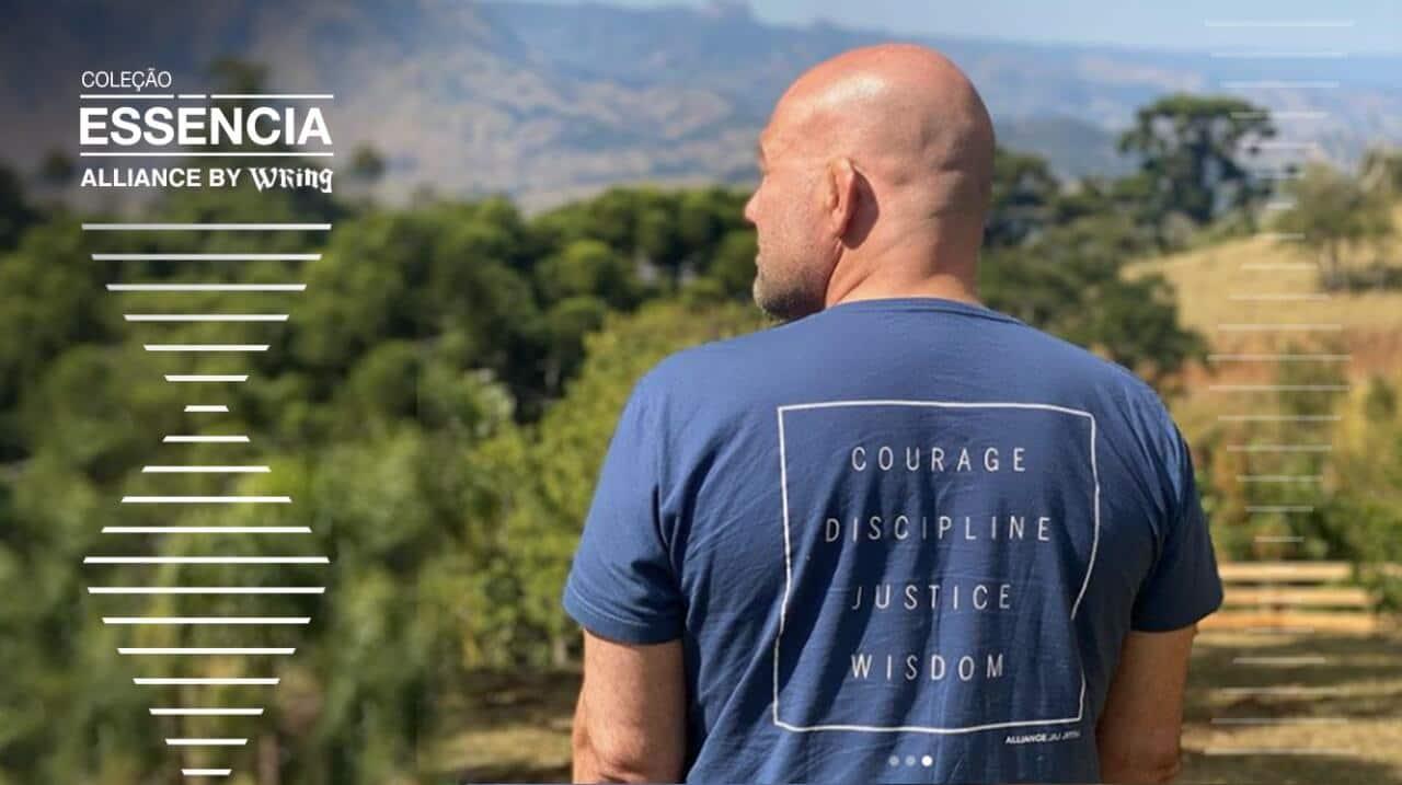 Camiseta Alliance by Wring Valores